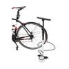 Zefal Profil Max FP70 Cykelpumpe grå/sort